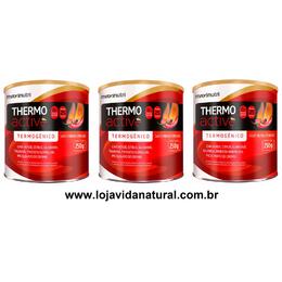 03 Thermo Active Termogênico 250g