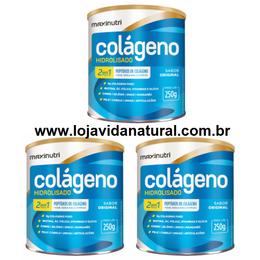 03 Colágeno Hidrolisado Original 250g