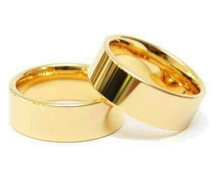 Resultado de imagem para alianças de casamento