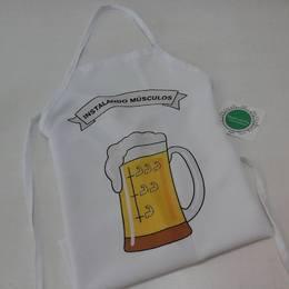 Avental Cervejeiro Adulto