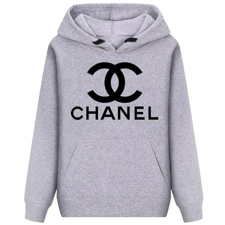 10fc1c0feded4e Moletom Chanel Unissex