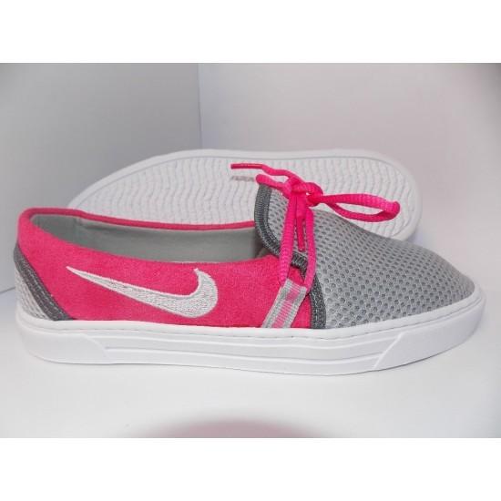 a67134d0f21 Sapatilha Alpargata Nike Feminina - Rosa - Onde Comprar Moletom ...