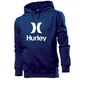 Blusa Moletom Hurley, Masculino, Feminino, Comprar, Cinza, Azul