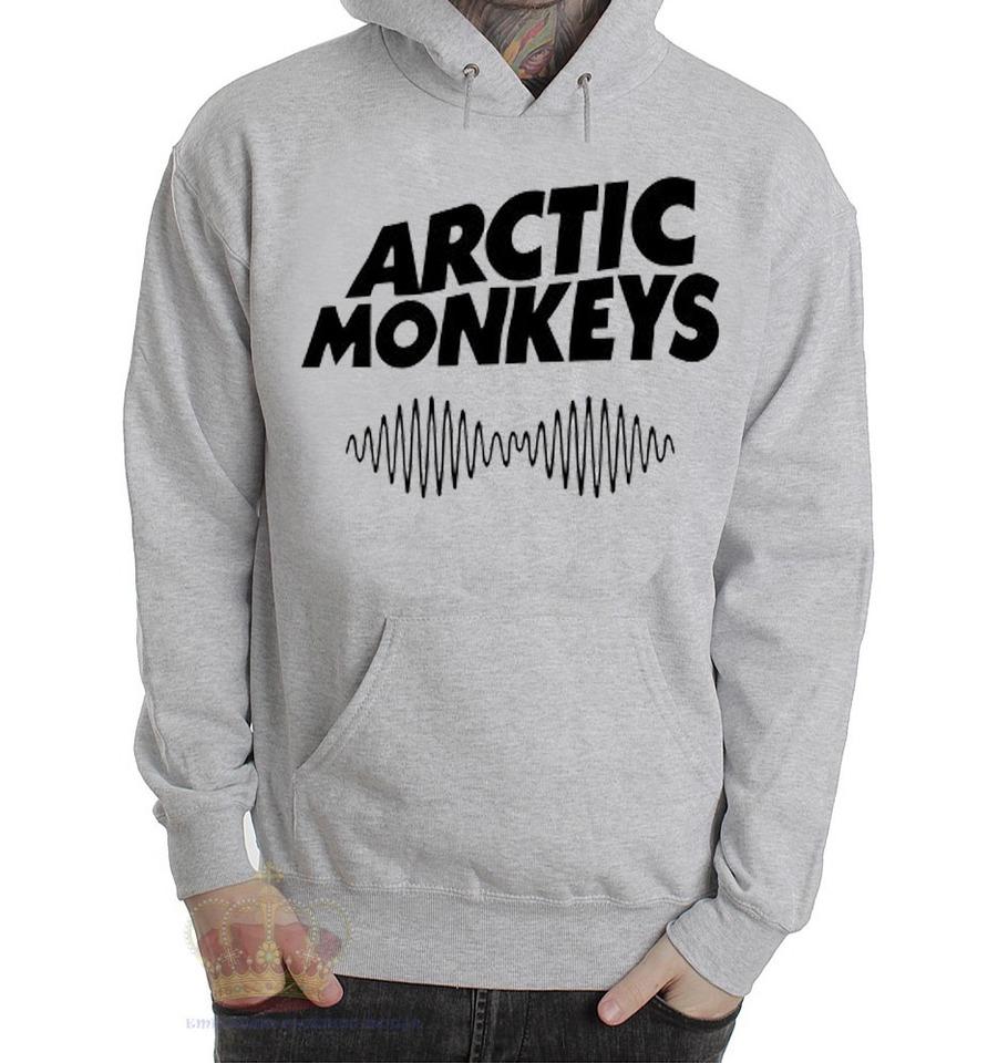 Moletom Arctic Monkeys Casaco Masculino Feminino Comprar Branco Hoodie Blusa Unissex