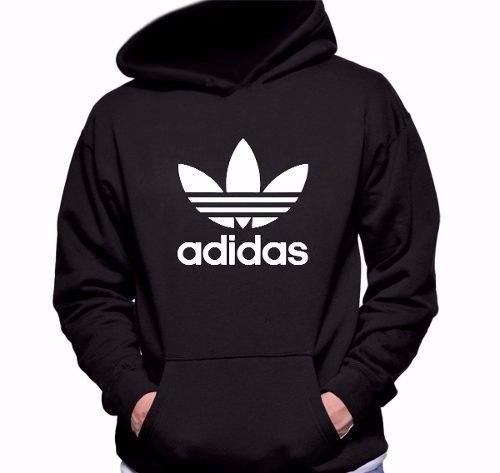 0cb98e62110 Blusa Moletom Adidas