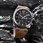 BENYAR Mens Luxo  relógio impermeável militar - Frete Grátis