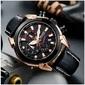 MEGIR MN2065 Men Calendar Chronograph relógio de quartzo - Frete Grátis