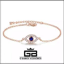 Pulseira Olho Grego G Barros Acessórios