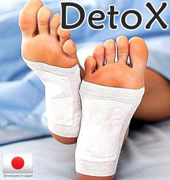Detox - Desintoxicação Cutânea de Toxinas - Garantia 100%