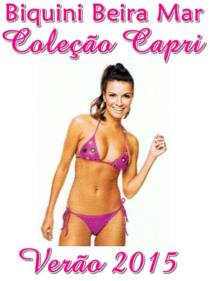 Biquini Coleção Capri