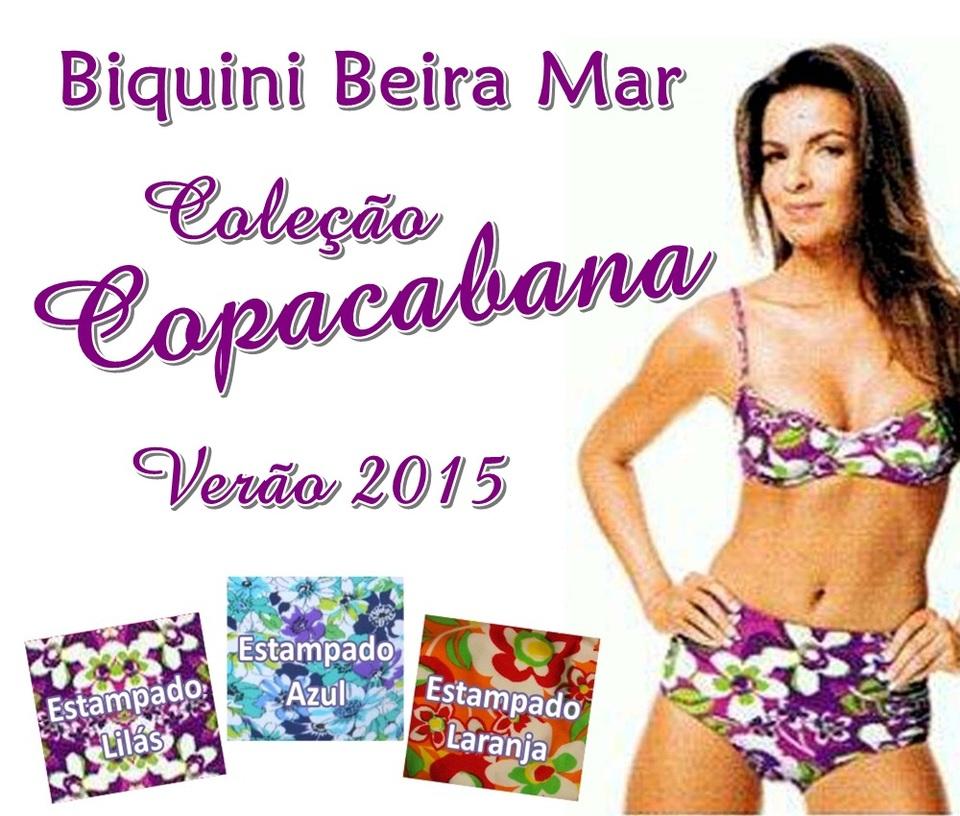 Biquini Coleção Copacabana
