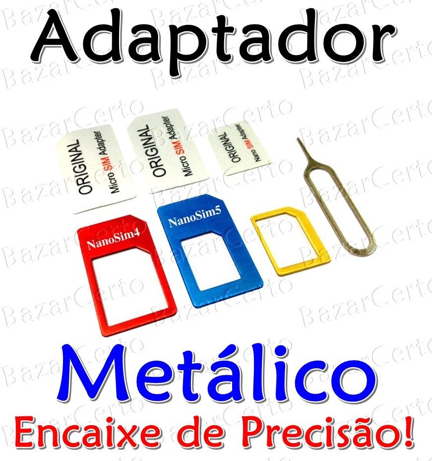 Adaptador Chip Celular