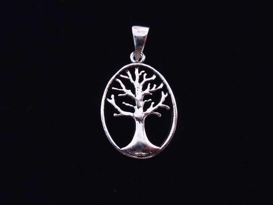 20b3b2aad57 Pingente Árvore da Vida Tam. P2 - Prata 925 - Pratas VIP Jóias em Prata