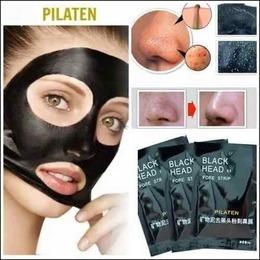 04 Saches Mascara Removedora De Cravos E Espinhas Black Head