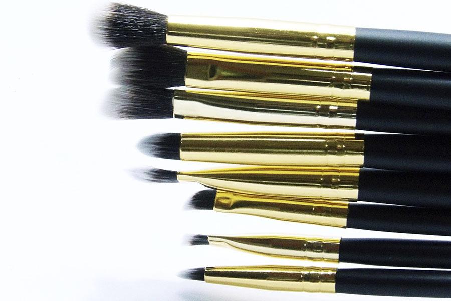 a969a3120dda5 Pinceis de Maquiagem Kit com 08 Pinceis - Gamma Loja