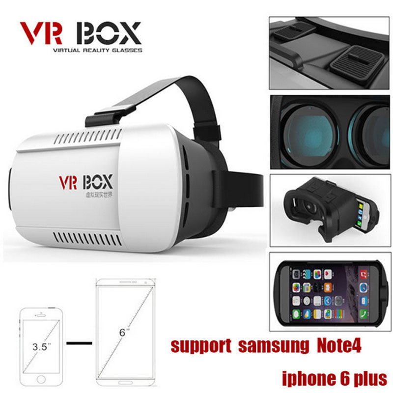 ebf2c82055f23 Oculos Google 2015 Cardboard 3d Realidade Virtual Vr Box - Gamma Loja
