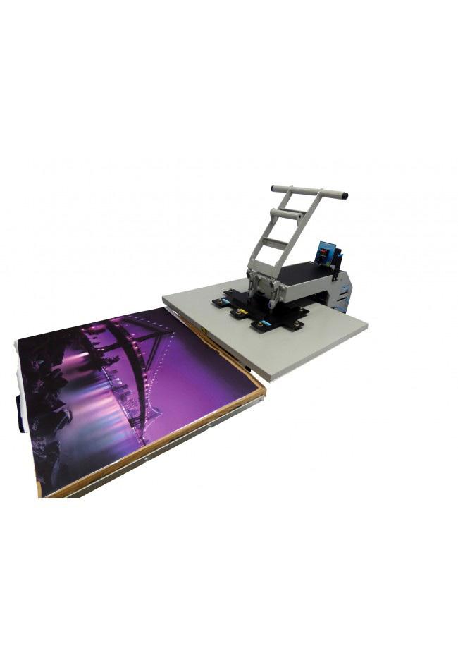 Prensa Térmica Estamplus 85X65 Fabricação Nacional - Mundial Vip Design 64d31a74fba