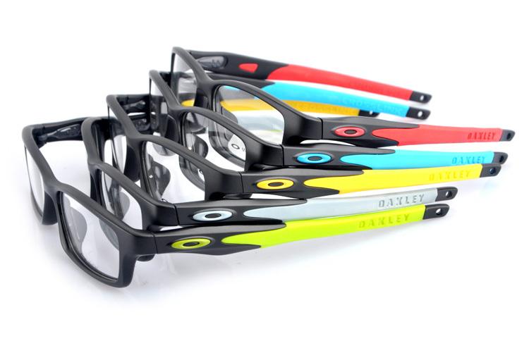 234296a5d Armação Óculos de Grau Oakley Crosslink OX8027 O Matter Médio