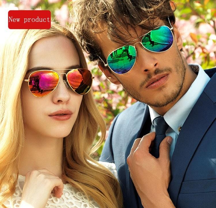 4a4f01333 Óculos Rayban Aviador espelhado - Blue store