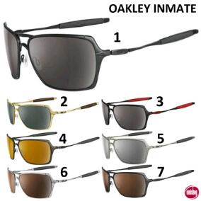 f05d0e32c838c Óculos OAKLEY INMATE - Blue store