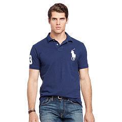 Camisas Polo Ralph Lauren Big Pony cavalo grande - Blue store d09a100a0c2