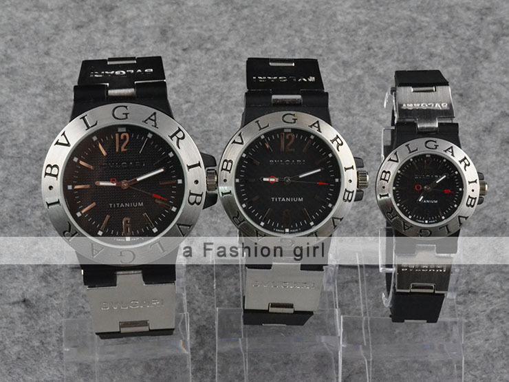00266573b5e Relógio BVLGARI Titanium - Blue store