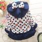 Casaco infantil Minnie com capuz importado