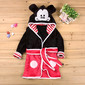 Roupão infantil Mickey mouse