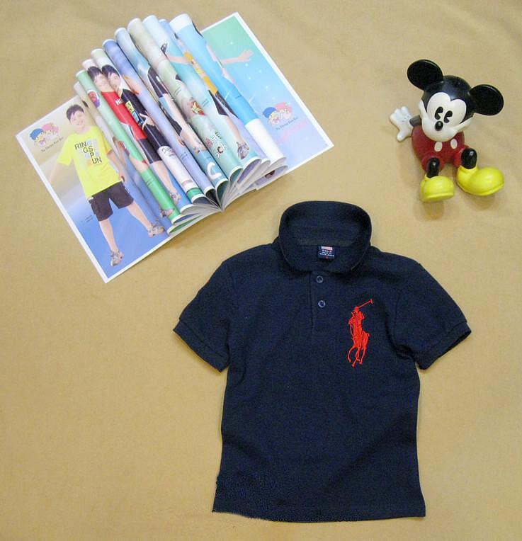 b4e01aae1706e Camisa polo Ralph Lauren infantil - Blue store