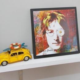 Quadro John Lennon