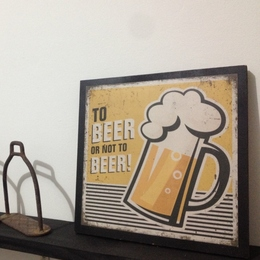 Quadro Beer or not to Beer