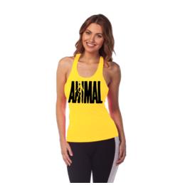 Camiseta Feminina Regata Nadador Animal