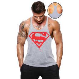 5f624c74c0 Camisa Regata Super Cavada Masculina Superman