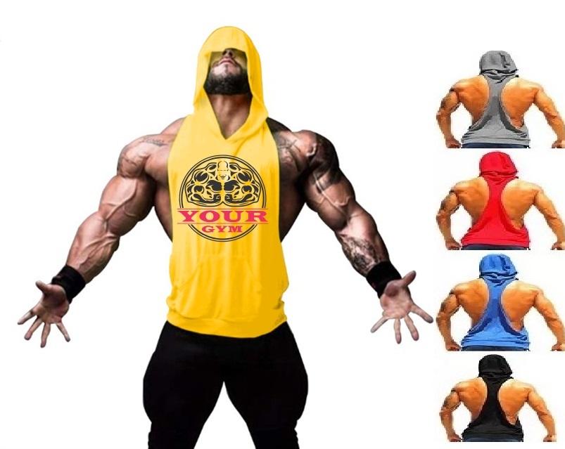 Camiseta Regata Cavada Masculina Gold s Gym - Loja Mutante Fitness dfd88253592