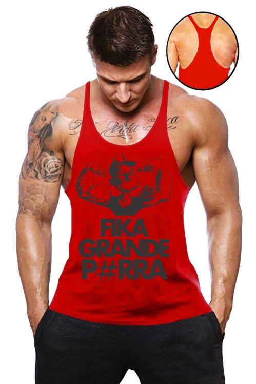Camisa Regata Super Cavada Masculina Popeye Camisa Regata Super Cavada  Masculina Popeye ... a749d1cdc0b