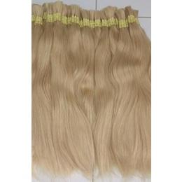 cabelo natural loiro liso ondulado 60 cm 50 gramas