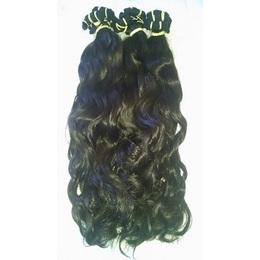 cabelo natural leve ondas tecido por metro 60 cm 50 gramas