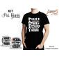 KIT Pai Herói 2 - Camiseta + Caneca personalizada
