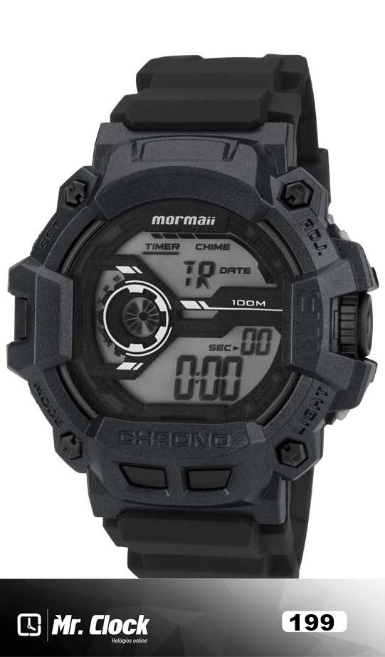35751350e9f35 Relógio Mormaii Masculino Acqua Pro Adventure - Mr.Clock