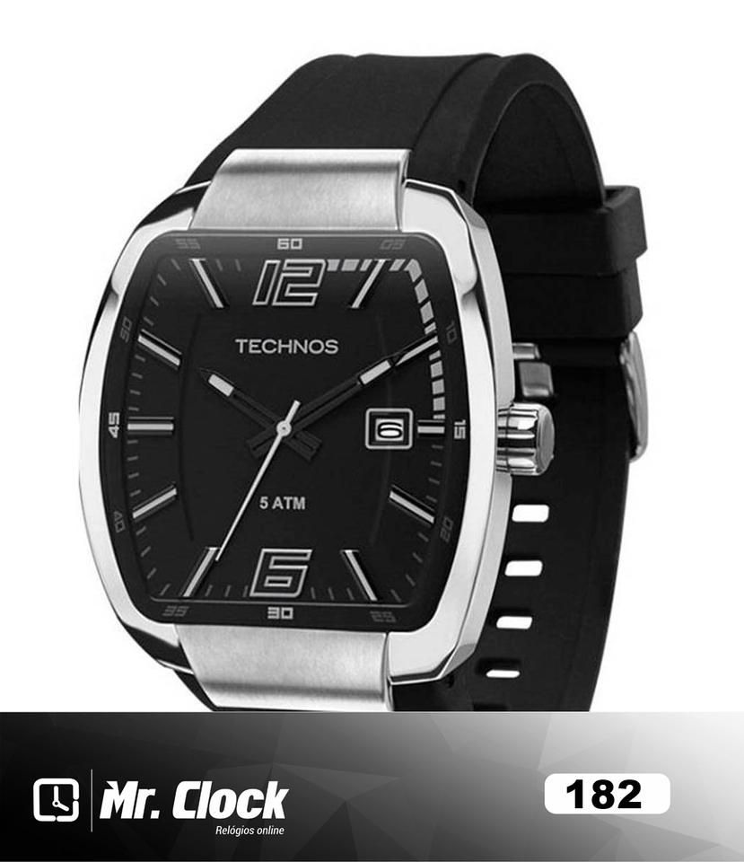 Relógio Technos Masculino Performance Racer - Mr.Clock 59a6c7021c