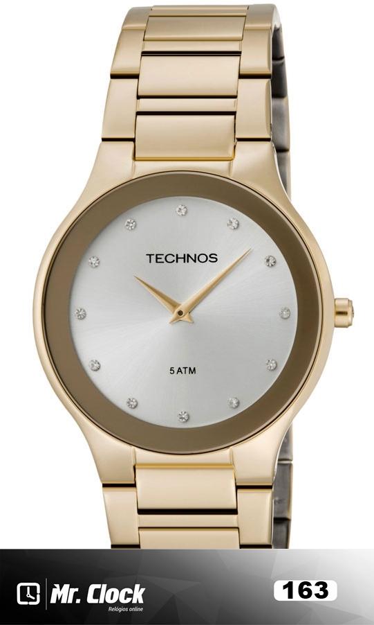 Relógio Technos Feminino Classic Slim - Mr.Clock c0b90edbba