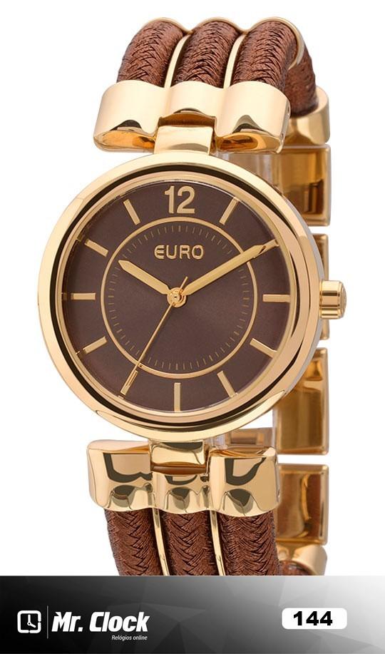 b24edb221ae Relógio Euro Feminino Corda - Mr.Clock