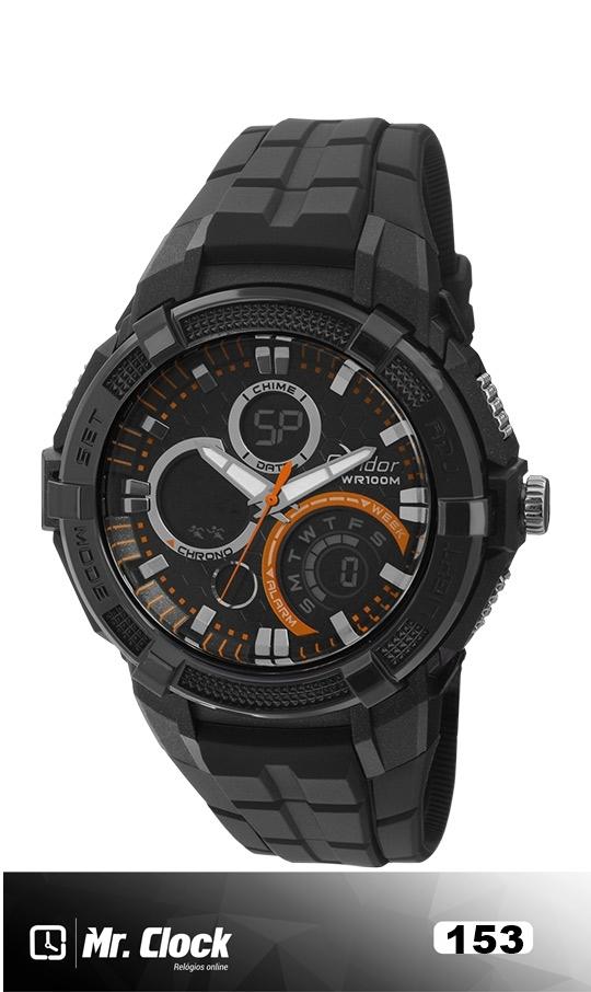 Relógio Condor Masculino - Mr.Clock 06a6f5c72e