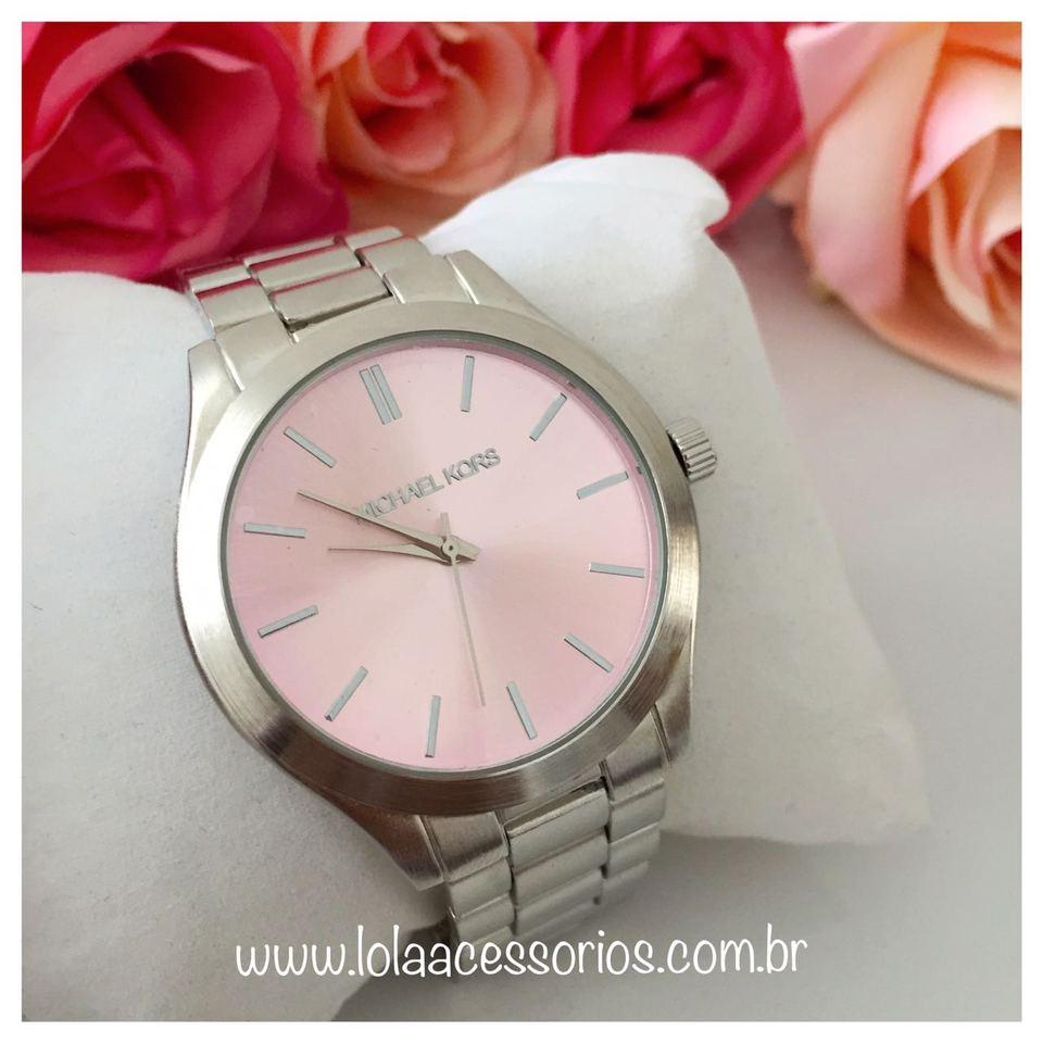 c7c5dad3229 Relógio MK P - Lola Acessórios - Loja de acessórios Femininos