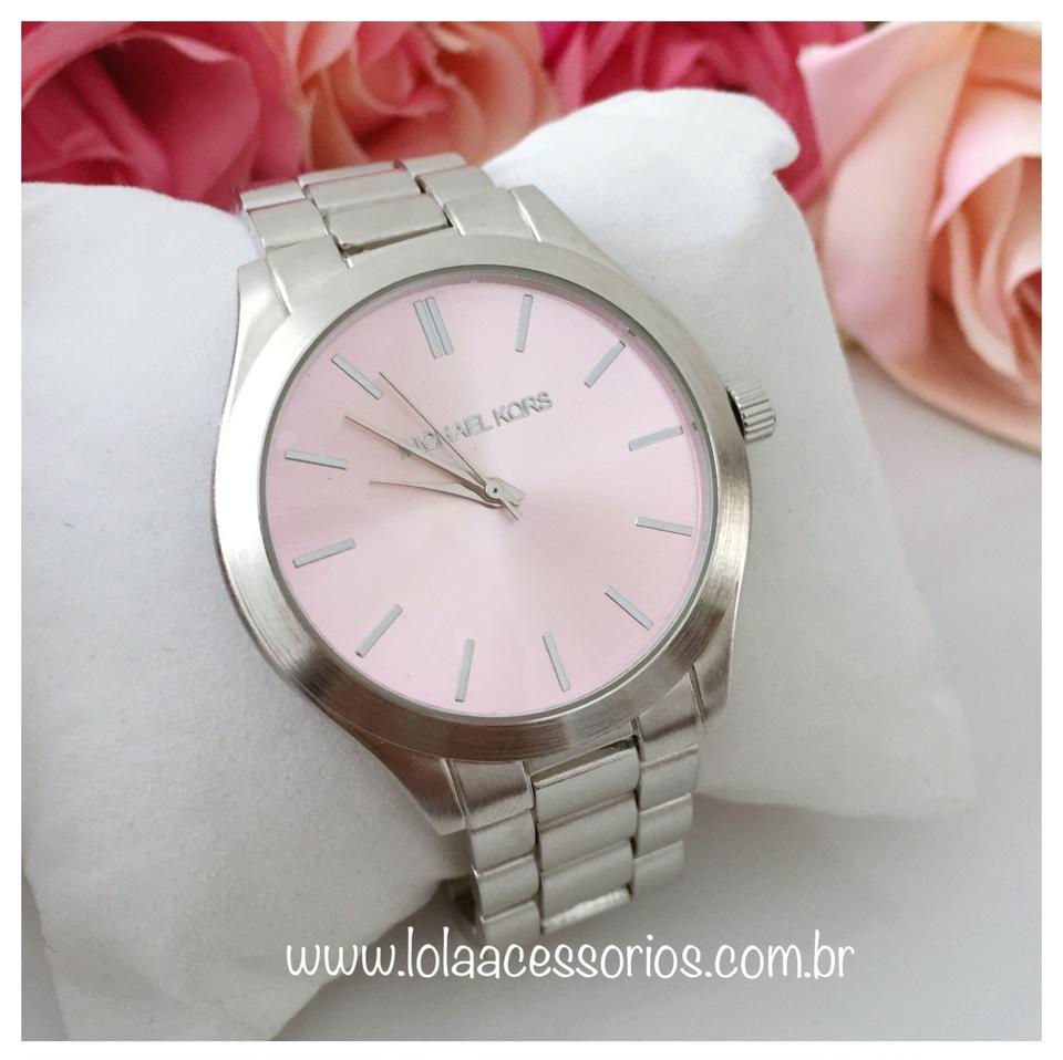 e04bd9b7eb4 Relógio MK P - Lola Acessórios - Loja de acessórios Femininos