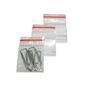 1000 Saquinhos Zip lock Saco Abre E Fecha 4x4 cm
