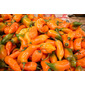 100 sementes de pimenta andina peruana aji verdadeira