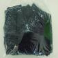 Lacres termo encolhivel retrátil para garrafa litrinho 50ml 60ml molho tempero - preto fosco