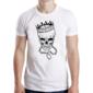 Transfer sublimático para camiseta Caveiras 004521