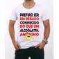 Transfer sublimático para camiseta Engraçada 000508